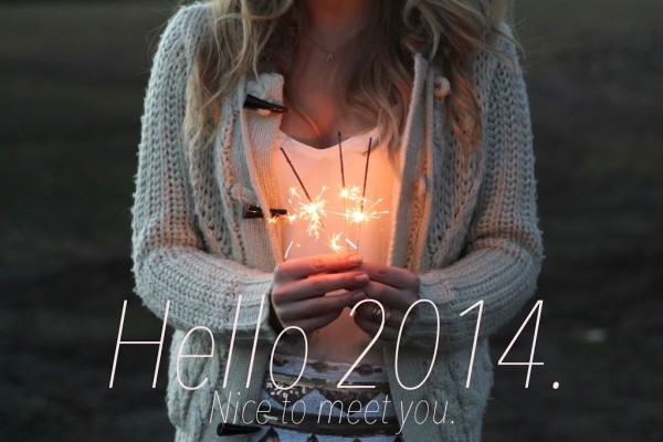 Hello 2014 – Nice to meet you!