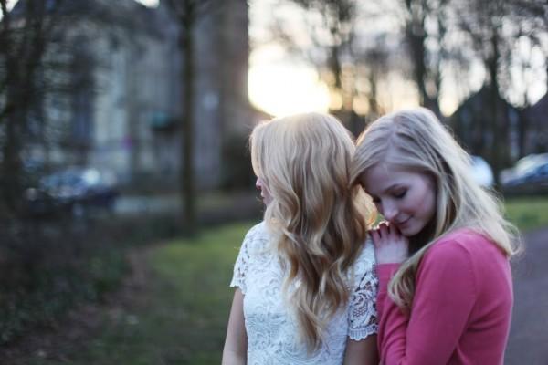 Ich weiß, was beste Freundschaft heißt – wegen Dir.