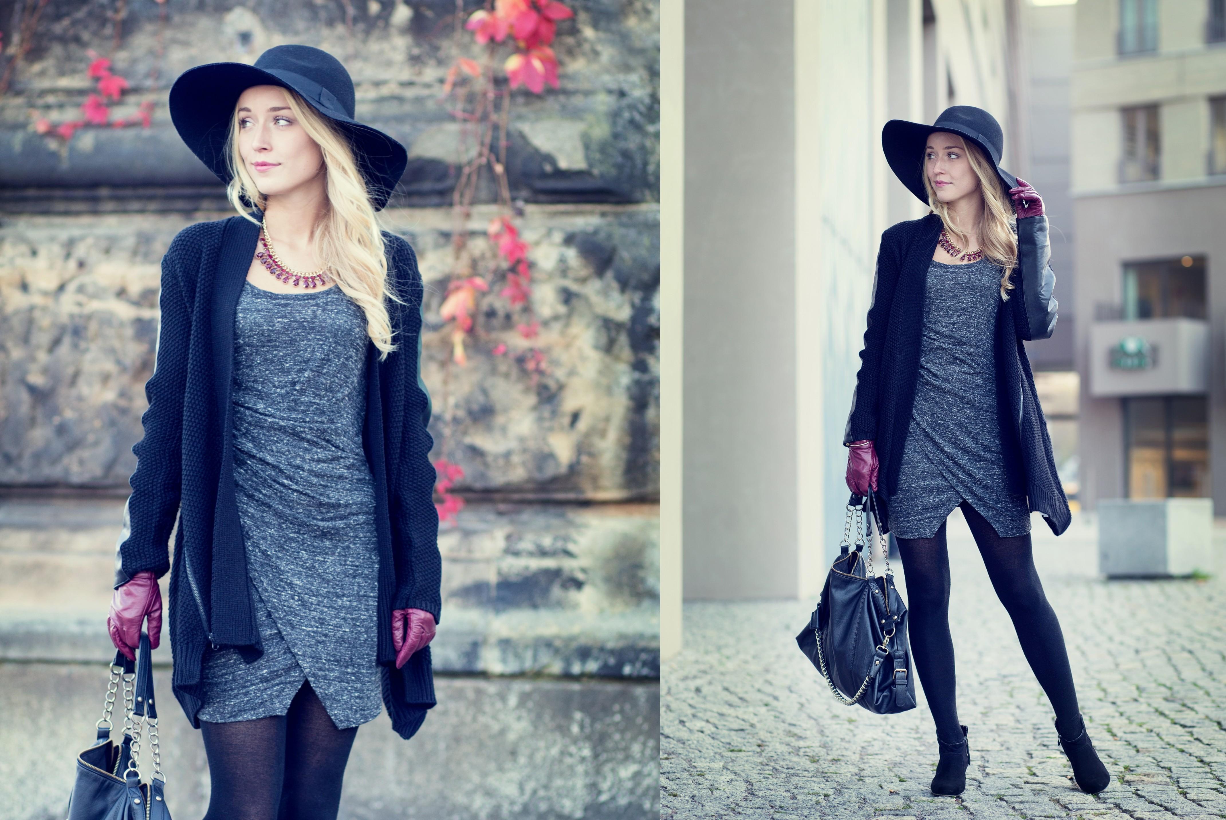 online store 54a3f 39b7f Welche schuhe zum kleid im winter – Stylische Kleider für ...