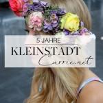 5 Jahre KleinstadtCarrie.net