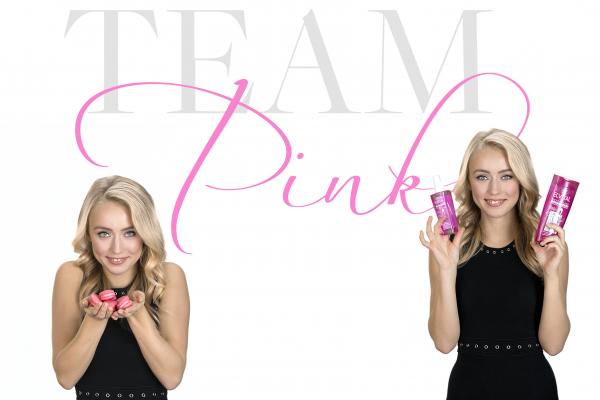 #TeamPink – Wir unterstützen uns!