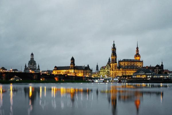 Dresden, ich habe die Schnauze voll!