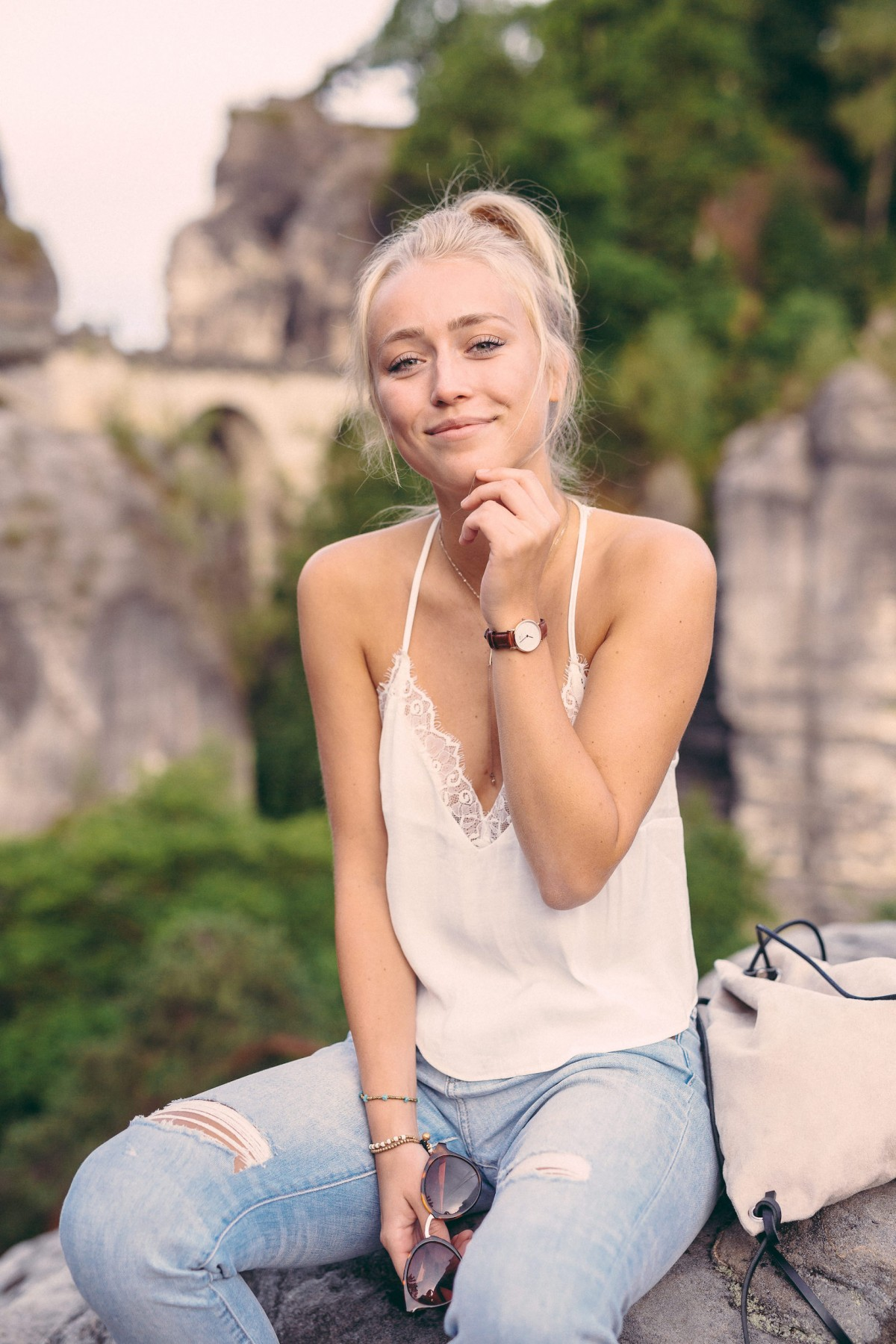 Luise Morgeneyer - Kleinstadtcarrie | Photo: Ben Gierig www.ben-gierig.de